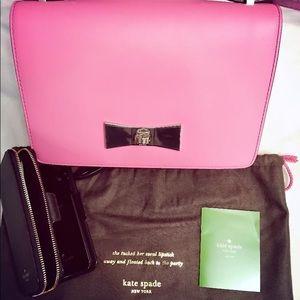 2 for 1✨Pink Kate Spade Shoulder Bag